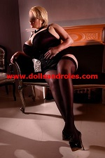 London, UK Super Busty Blonde BDSM Fantasy Role-play Escorts