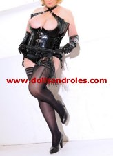 London, UK Super Busty Blonde Fantasy Role-play Escorts